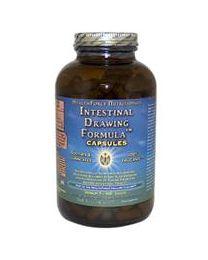 HealthForce Nutritionals, Intestinal Drawing Formula Capsules, 260 Veggie Caps