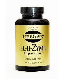 LifeGive HHI-zyme 300caps