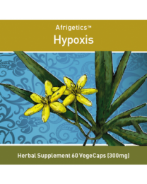 Afrigetics Hypoxis (60 vegecaps 280mg)