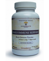 Organic Daily Immune Support (Full Spectrum Mushroom blend) 90 Caps