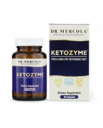 Dr Mercola Ketozyme 30caps