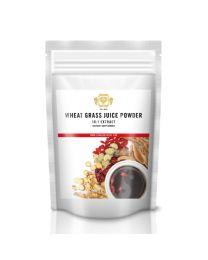 Wheatgrass Juice Powder Extract 500g (lion heart herbs)