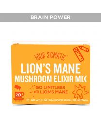 Four Sigma Foods - Instant Lion's Mane 20 Bags