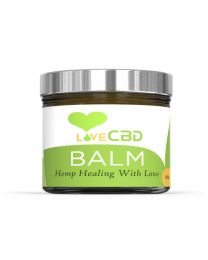 LOVE CBD - Love CBD Balm – 10g (100mg CBD) (food supplement)