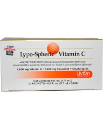 Lypo-Spheric Vitamin C (30pack carton)