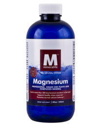 Mineralife - MAGNESIUM 8oz  (oral supplement)