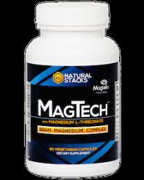 MagTech™: Magnesium Complex, 90 Capsules (Natural Stacks)