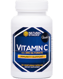 Vitamin C with Zinc (Natural Stacks)