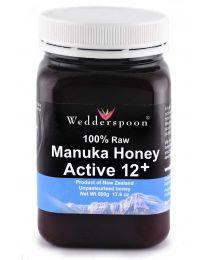 100% Raw Manuka KFactor 12+ Honey 500g (NZ)
