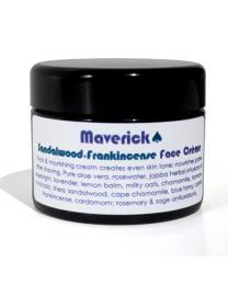 Living Libations Maverick Face Creme 50ml