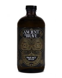 Ancient and Brave True MCT C8 and C10 - 500ml