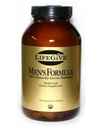 LifeGive LifeGive Men's Formula 180caps
