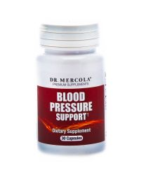 Dr Mercola Blood Pressure Support 30caps