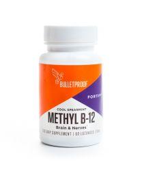 Bulletproof - Methyl B-12 - 60 caps