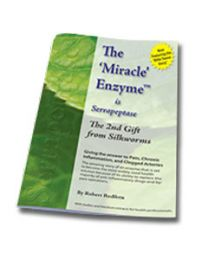 The 'Miracle' Enzyme is Serrapeptase (book)