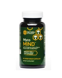Myco Mind (20 mg of BioPQQ)- 60 CT. (Natural Stacks)