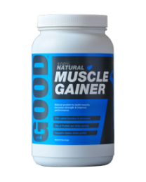 Muscle Gainer Chocolate 1000g (Good Hemp Nutrition)