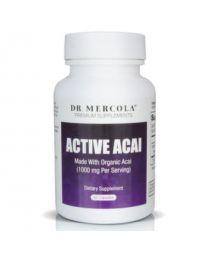 Dr Mercola Active Acai - 60 capsules