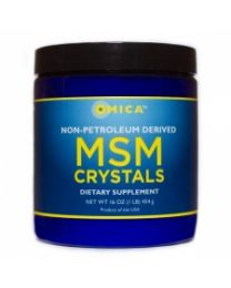 Omica Organics MSM Crystals (NON-Petroleum-Derived ) 454g