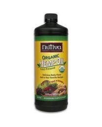 236ml Nutiva Hemp Oil