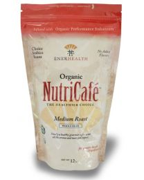 Nutricafe Organic Performance (cordyceps/reishi) Coffee 12oz (whole bean)