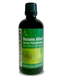 Oceans Alive Marine Phytoplankton 100ml