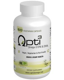 Opti3 Omega-3 EPA & DHA 60caps