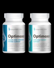 Epigenetic Labs - Optimoxx (2 formulas - 120caps Total)