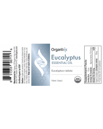 Epigenetic Labs - Eucalyptus 15ml