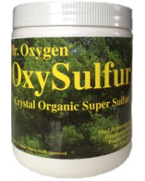 Mr Oxygen's OxySulfur 453.6 grams - 16 oz (MSM)