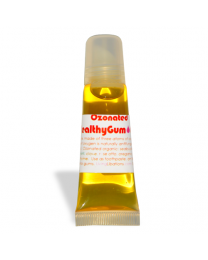 Living Libations Ozonated Healthy Happy Gum Gel 10ml