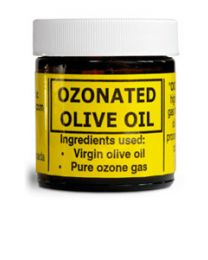 Super Ozonated Olive Oil 1.7oz / 50ml