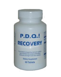 PDQ! Recovery Pills 60 tablets