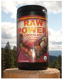 454g Raw Power (chocolate)