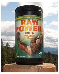 454g Raw Power (green)