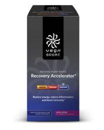Vega Sport Recovery Accelerator (Apple Berry)  - 12 x 27g packs