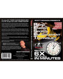 RESET: Rapid Energy Sports Enhancement Technique DVD