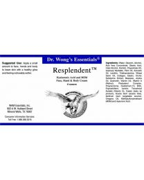 Resplendent 4oz (WAM Essentials)