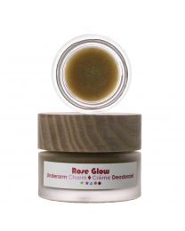 Living Libations Rose Glow Underarm Charm Crème Deodorant 6.5ml