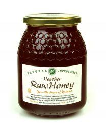 Heather Honey 500g (Raw, Organic) From The Hives of Alvaro
