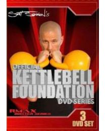 Official Kettlebell Foundation DVD Series (3xDVDs)