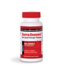 Serra Enzyme 80,000IU - 90 TABLETS