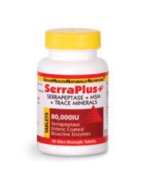NEW SerraPlus+™ 60 CAPSULES