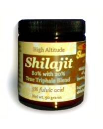 Shaman Shack Shilajit (in Triphala blend) 50g