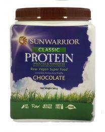 500g Sunwarrior Protein Chocolate (rice protein)