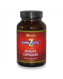 Omica Organics SUPER-Z-LITE Zeolite Capsules (240 Capsules)