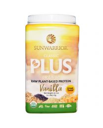 1kg SUNWARRIOR - Classic PLUS Vanilla