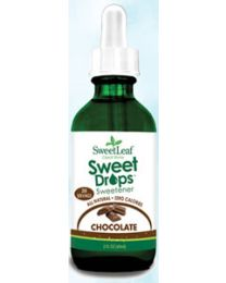 SweetLeaf Liquid Stevia Sweet Drops - Chocolate