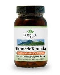 Organic India Turmeric Plus - 90 caps