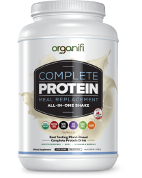 Organifi - Complete Protein Meal Replacement (Vanilla) 1kg